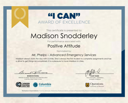 Madison Snodderley