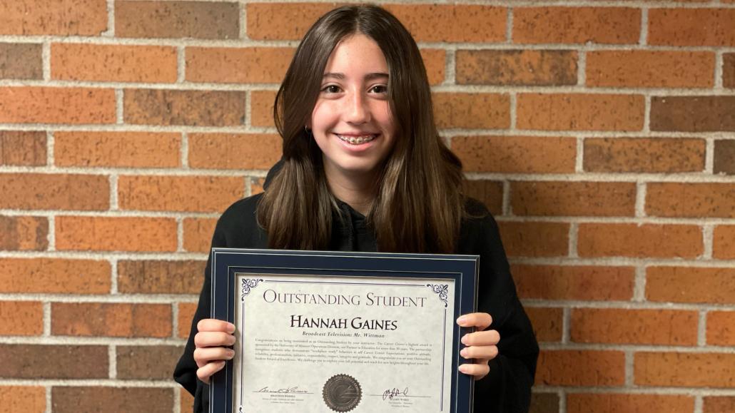 Hannah Gaines